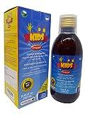 Ceregumil Kids Algae Omega 3 DHA Liquid Daily Multivitamin w/Vitamins C D3 B6 Cyanocobalamin B12 Physical Mental Development Royal Jelly for Growth & Development Excellent Child Nutrition – 250 mL