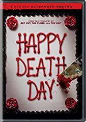 Blumhouse (Split, Get Out, Whiplash) produces this original and inventive rewinding thriller in which a blissfully self-centered co-ed (Jessica Rothe, La La Land) is doomed to relive the day of her murder unless she can identify her masked as...