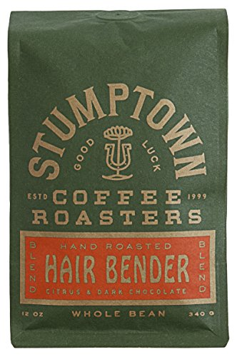 Stumptown Hairbender (More often than not Bean), 12 Ounce