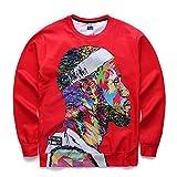 Fashion Sweatshirt 3D Jordan Clothing Tops Harajuku Sweatshirt Pullover