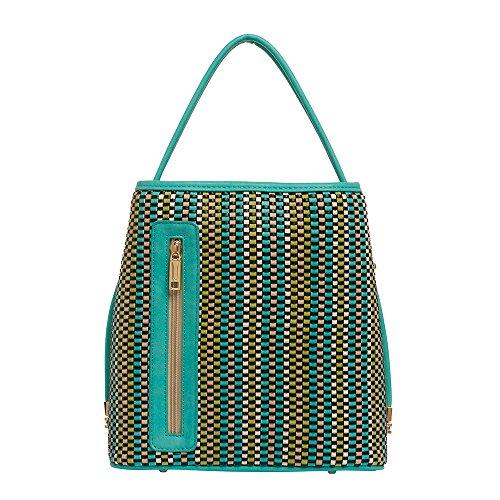 samoe-style-turquoise-stripe-woven-classic-convertible-handbag