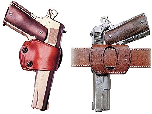 Galco Yaqui Slide Belt Holster for 1911 3-Inch-5-Inch Colt,