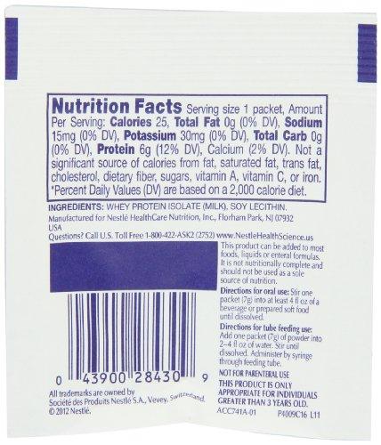 Beneprotein Protein, 0.25 oz Packets, 75 ct
