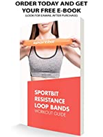 Resistance Bands Set with Bag & e-Book for exercise & workout