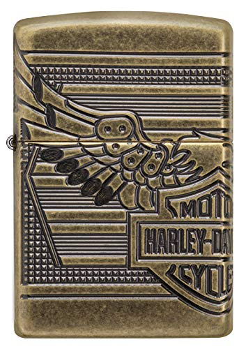 Zippo Harley-Davidson 2019 Collectible Pocket Lighter by Zippo (Image #1)