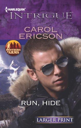 book cover of Run, Hide