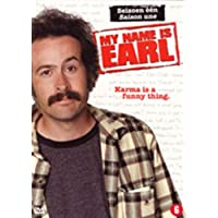 Dvd My Name Is Earl - Season 1 - 4 Disc