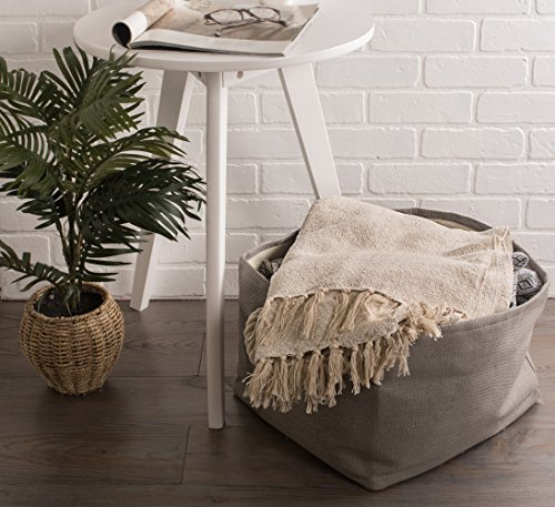 Bedroom DII Rustic Farmhouse Cotton Diamond Blanket Throw with Fringe For Chair, Couch, Picnic, Camping, Beach, & Everyday Use… farmhouse blankets and throws