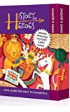 History Heroes: KINGS & QUEENS, a family card game about English & British Monarchs from Alfred the Great