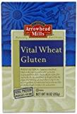 Arrowhead Mills Vital Wheat Gluten, 10 Ounce (Pack of 12)
