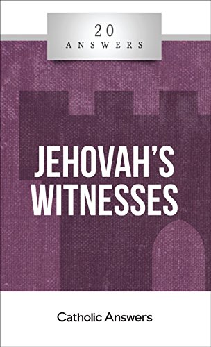 20 Answers Jehovah's Witnesses]()