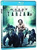 La Leyenda De Tarzán Blu-Ray 3d [Blu-ray]
