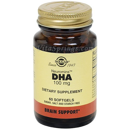 Neuromins DHA softgels Health Beauty product image