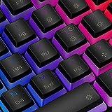 Tezarre TK61 60% Mechanical Gaming Keyboard with