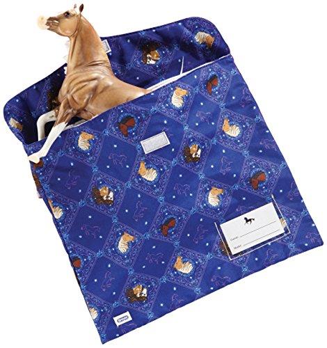 Reeves Breyer Model Pony Pouches-Denim & Diamonds (Blue)