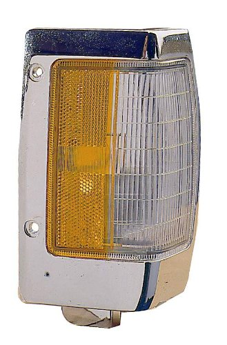Depo 315-1506L-AS1 Nissan Pickup Driver Side Replacement Side Marker Lamp Assembly
