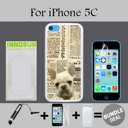 5c phone cases french bulldog - 8