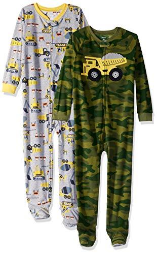 Top Boys Blanket Sleepers