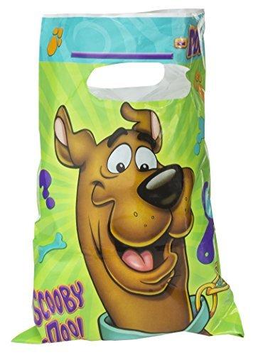 Hallmark 222036 Scooby-Doo Mod Mystery Treat Bags