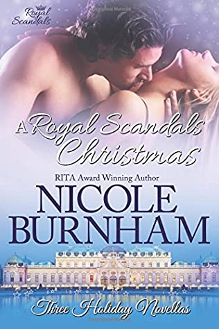 book cover of A Royal Scandals Christmas