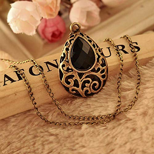 Attractive Charm Long Chain Gift Fashion Jewelry Sweater Chain Necklace Pendant