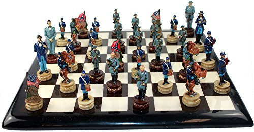 Chess Set - U.S. Civil War - 3.0