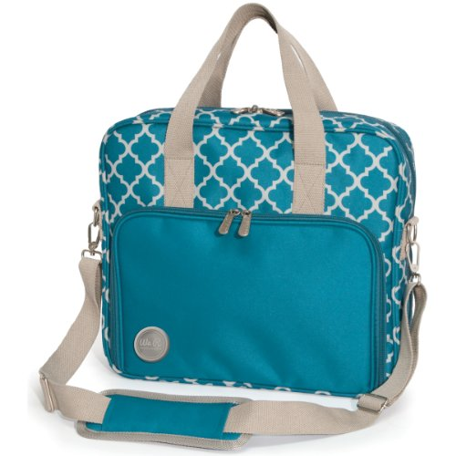 We R Memory Keepers Crafter's Shoulder Bag by Aqua