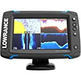 Lowrance Elite-7 Ti Fishfinder/Chartplotter Fish Finders And Other Electronics Sportsman Supply Inc.