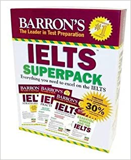 Book IELTS Superpack, 3rd Edition
