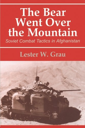 The Bear Went Over the Mountain:  Soviet Combat Tactics in Afghanistan