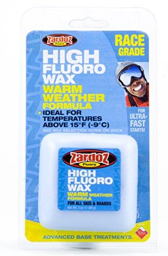 Skiwachs ZARDOZ High Fluoro Ski Wax
