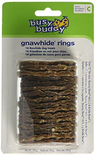 Premier All Natural Rawhide Refills, Medium
