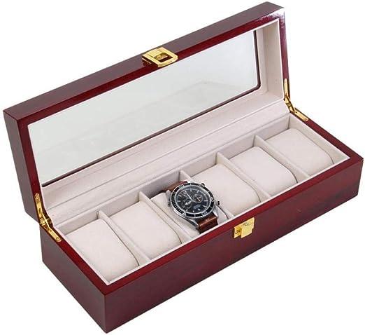 Elise Cajas de joyería Caja de Reloj Regalo Viaje Hombre Mujer del ...