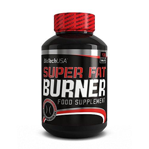 Biotech USA Super Fat Burner 120 Tabletten, 1er Pack (1 x 120 g)
