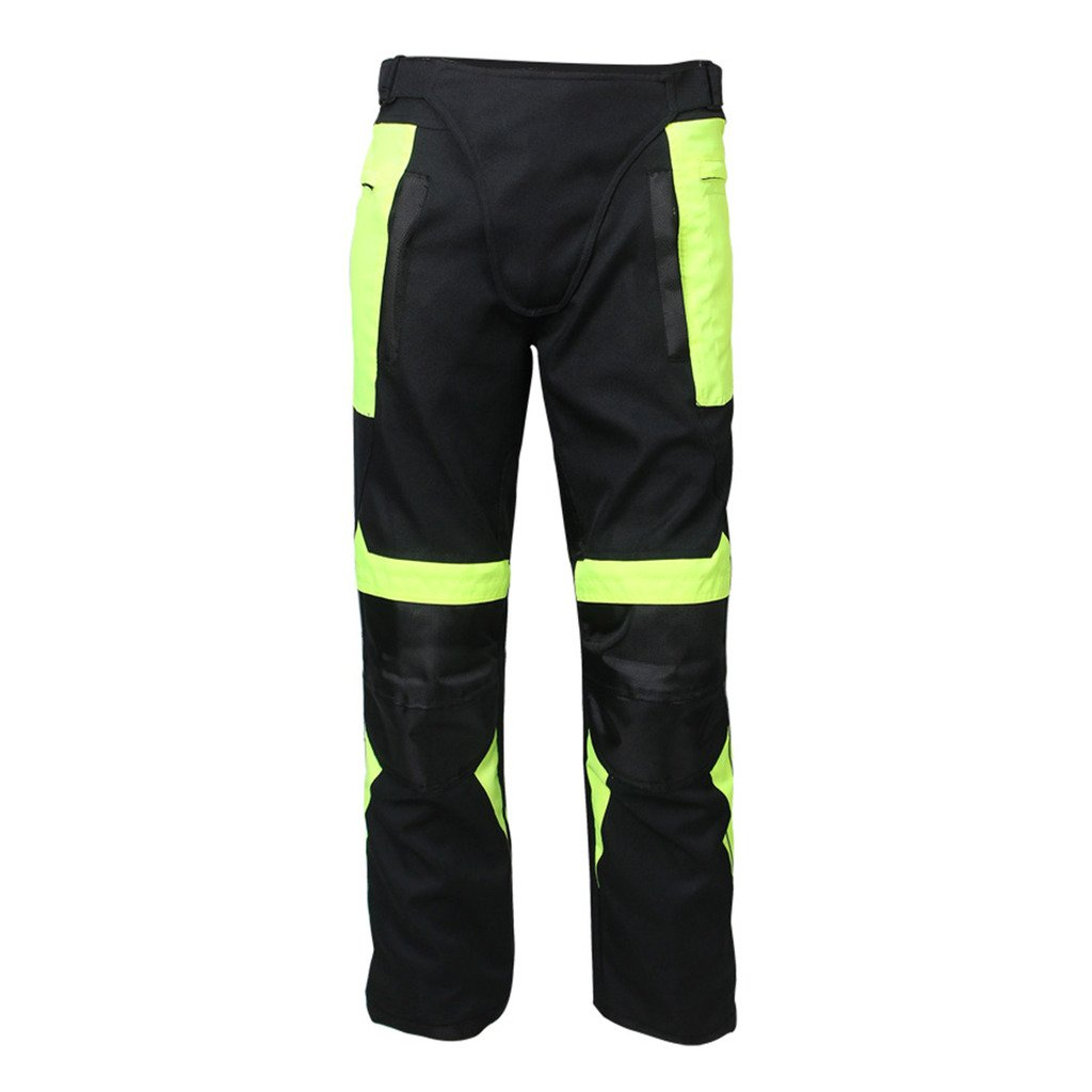 Jade Men's Sports Off-Road Motorcycle Cycling Racing Pants Trousers by Jade Onlines (Image #2)