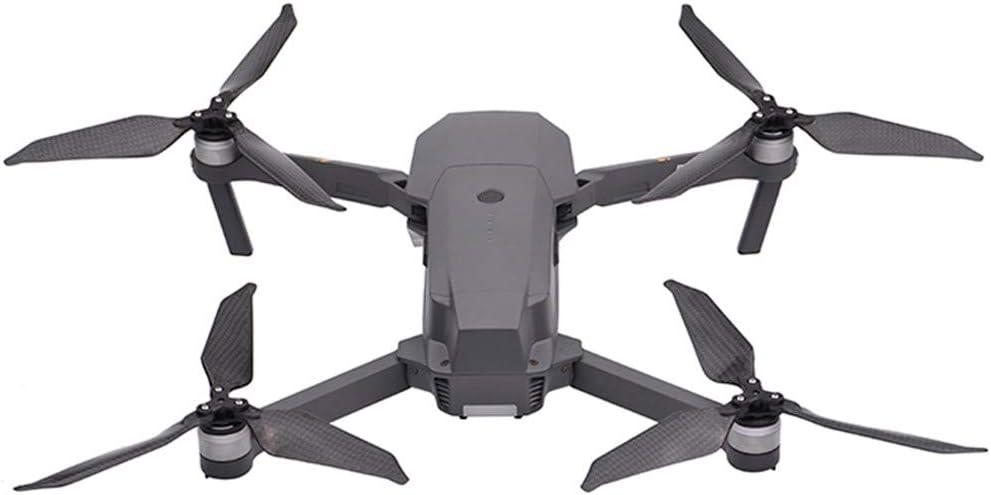 2PC Diadia Low-Noise Advanced Full Carbon Fiber Propellers 3-Blade for DJI Mavic Pro Drone