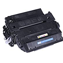 Ink & Toner Geek ® Compatible Replacement Toner Cartridge for HP CE255X Black Toner Cartridge 55X 255X High Yield For Use With HP Enterprise 500 MFP M525dn Enterprise 500 MFP M525f Enterprise flow MFP M525c LaserJet P3010 LaserJet Pro MFP M521dn