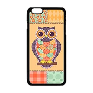 Fashion Night Owl Case for Iphone 6 Plus