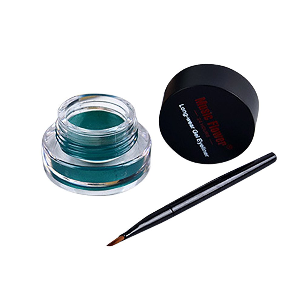 Fenleo Waterproof Long-Lasting Eyeliner Gel Cream Eyes Cosmetic Color Eye Liner