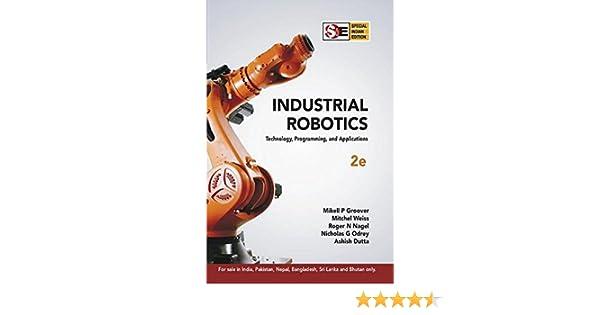 Amazon com: Industrial Robotics (SIE): Technology, Programming and