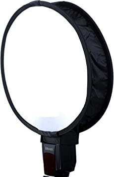 Soft Box Difusor De Flash Para Canon Sony Flash Guns Nikon Pentax Olympus