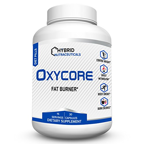 OxyCore™ Fat Burner & Weight Loss Pills-Top Diet Pills and Thermogenic Fat Burner for Energy, Weight Loss, Fat Metabolizer, Fat Blocker, and Focus Booster, Weight Loss (Diet Pills Top)