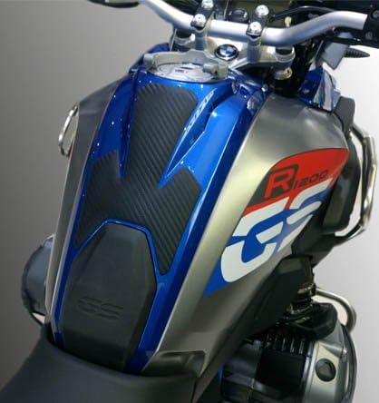 R1250GS /& Rallye LC protezione del serbatoio del serbatoio in gomma R1200GS non avventura RubbaTech B.M.W