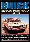Buick Muscle Portfolio 1963-73, R. M. Clarke, 1855205343