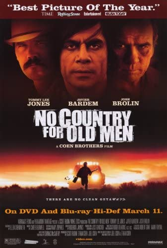Amazon Com No Country For Old Men Poster Movie 27 X 40 Inches 69cm X 102cm 2007 Style F Posters Prints