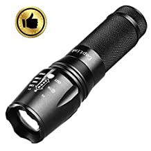 Flashlight,Dafana 6000lm Genuine Shadowhawk X800 Tactical Flashlight L2 LED Military Torch