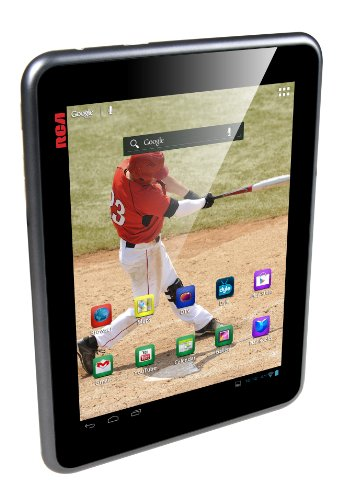 RCA DMT580DU Mobile TV 8 Inch 8GB Tablet (TV app download required) by RCA (Image #7)