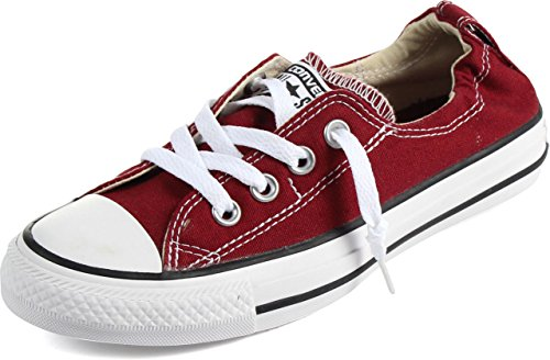 Converse Womens Chuck Taylor Shoreline Slip On Fashion Sneaker (8 B(M) US, 551522F-SHORELINE SLIP BRICK)