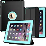 Best Ipad 3 4 Covers - SEYMAC iPad 2/3/4 Case with Smart Cover, Three Review