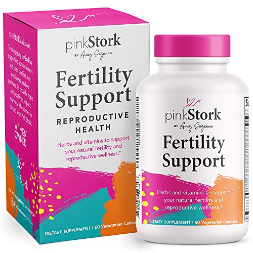 Pink Stork Fertility Supplements